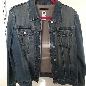 Never worn Gap jean jacket